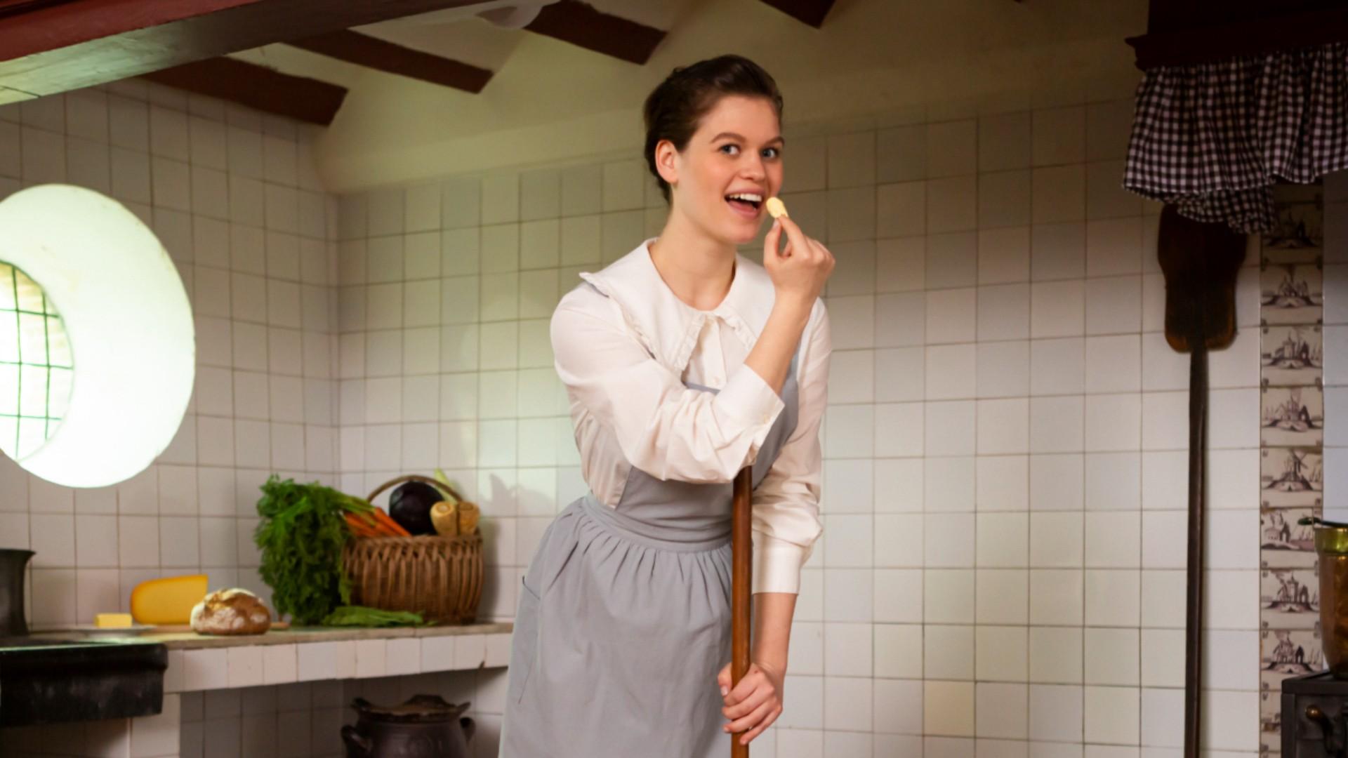 Kaat de keukenmeid